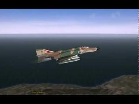 The McDonnell Douglas F-4 Phantom...
