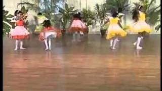 Christian Children's Dance.mp4 By Eshin Jozer