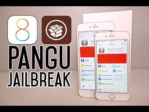 iPod - iOS 8.1 Untethered Jailbreak IS HERE! How To Install Cydia On iPhone 6 Plus, 6, 5S, 5C, 5, 4S, iPad Air 2, Air 1, Mini 3, Mini 2, Mini, 4, 3, 2 & iPod Touch 5G. Works on iOS 8, 8.1, 8.0.2 &...