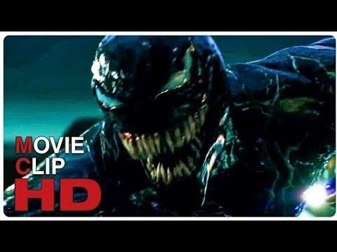 VENOM Best Scenes - All Fight Scenes & Funny Scenes (NEW 2018) Movie CLIP HD #OfficialTrailer