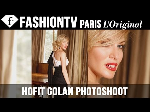 Fashion TV - http://www.FashionTV.com/videos LONDON - Go behind the scenes with model/actress Hofit Golan and photographer Igor Fain at this photoshoot in London. CHANNEL http://youtube.com/FashionTV ...