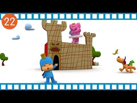 Pocoyo - 30 Minuten und vier Episoden  Karikatur für Kinder  (22)