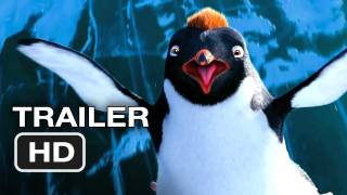 Nonton Happy Feet Two Official Trailer  3   Robin Williams Movie  2011  Hd Film Subtitle Indonesia Streaming Movie Download