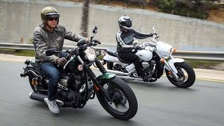 1. Strange Bedfellows – Star Bolt C-Spec vs. Suzuki Boulevard M50