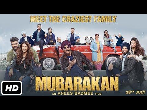 Mubarakan Trailer 2 - Meet the Craziest Family