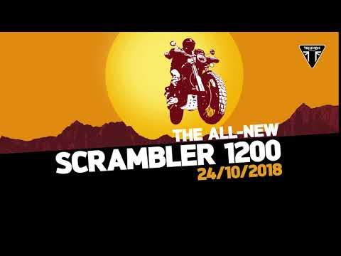 Vídeos de 'Triumph Scrambler 1200 (2019): ¡'Coming soon'!'