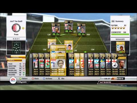 fifa ultimate team expensive vs cheap teams fifa 12 ultimate