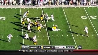 Tyler Sash vs Michigan State vs Michigan State ()
