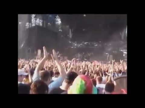 Finger Eleven - Edgefest - Molson Park - Barrie - Ontario - Canada - 07/01/02 Pt1 (видео)