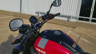 3. 2018 Yamaha XSR900