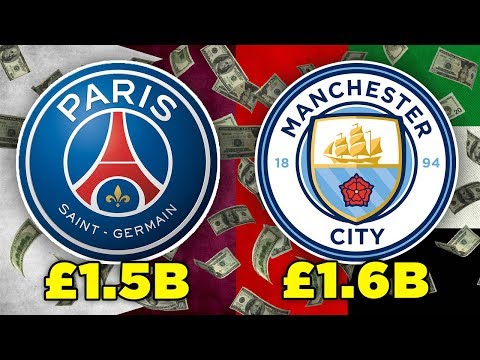 Video: 10 Football Clubs OWNED By Countries!