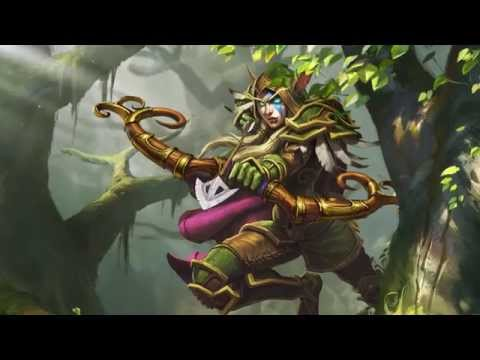 Hearthstone – New Hero: Alleria Windrunner – HD Gameplay Trailer