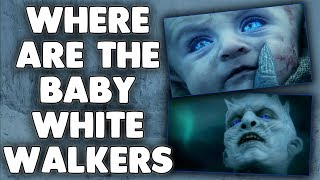 "Check out my Game of Thrones Season 7 Theory, ""Where are the Baby White Walkers"".The only time we have seen them was in Season 4 when we saw the Night King turn a baby in to a white walker for the first time. So why haven't we seen them since?Do they continue to grow and become Young White Walkers, perhaps they're being trailer and White Walker Super Soldiers, or maybe will we never see them again?This is part of my White Walker Theories and Night King Theories series. It you would like another White Walker Theory or Night King theory then please let me know."