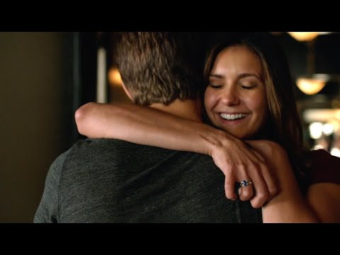 The Vampire Diaries: 6x03 - Elena Reunites With Stefan