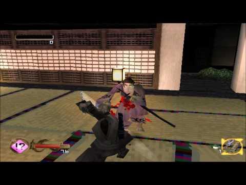 tenchu stealth assassins playstation