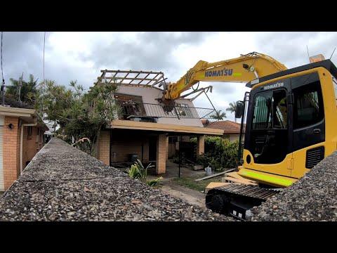 KnockDown ReBuild Series: Episode 5 - Demolition time