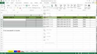 Mr Excel&excelisfun Trick 122: Entering Credit Card Numbers With More Than 15 Digits
