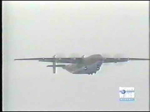 Antonov An-22 Антей (Antaeus) (NATO...