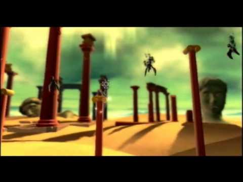 NyxQuest: Kindred Spirits - WiiWare Trailer 2
