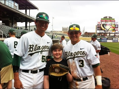 UAB baseball helps Mississippi family cope with loss