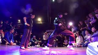 Tio vs Tutat – 2019 대스미이스 Popping BEST4