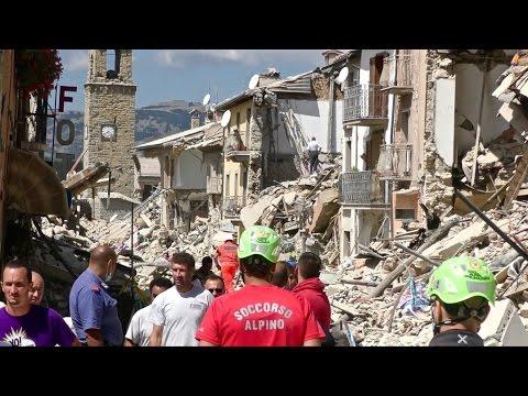 Hotel Roma tra terremoto e terrorismo