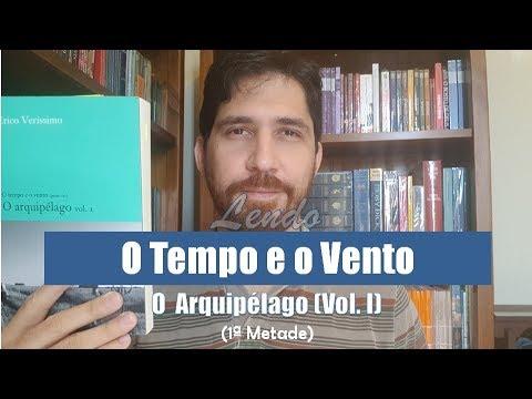 #O Tempo e Vento - O Arquipélago (vol I) - Parte 1