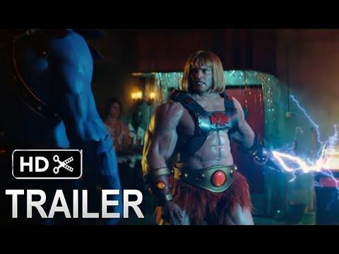 "He-Man Movie Trailer Teaser  - 2019 HD"" Masters of the universe""  EXCLUSIVE (FAN MADE)"
