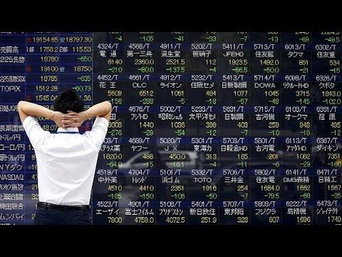 Καταρρεύουν τα ασιατικά χρηματιστήρια λόγω…Κίνας