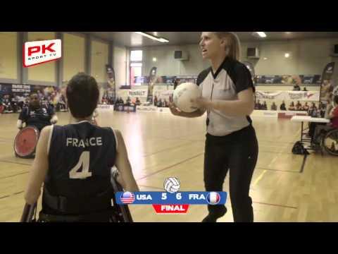 2016 Rio Qualifier replay - USA v. FRA for Gold