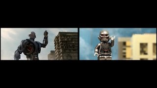 Video Avengers Age of Ultron IN LEGO - Comparison download in MP3, 3GP, MP4, WEBM, AVI, FLV January 2017