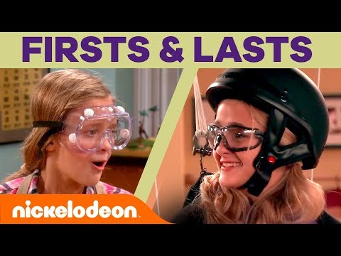 Relive Firsts & Lasts w/ Nicky, Ricky, Dicky & Dawn | Nick