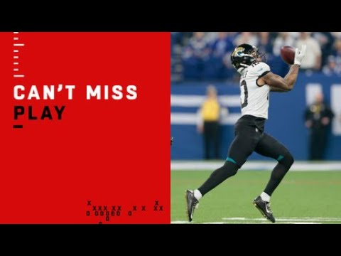 Can't-Miss Play: Moncrief breaks tackles for 80-yard TD