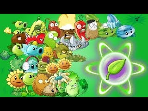 Power UP plants X6 Plants vs Zombies 2 - Ultimate Far Future World