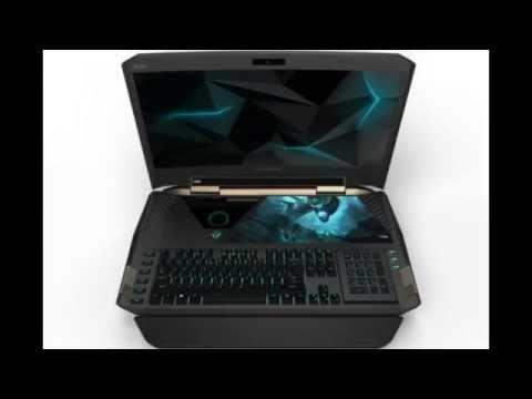 Представлен 21-дюймовый ноутбук с изогнутым дисплеем Acer Predator 21 X