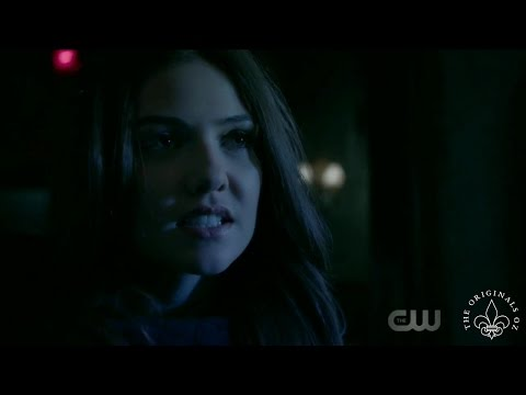 The Originals 4x08 Davina tells Klaus & Hayley the story of The Hallow