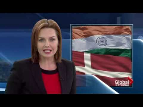 Danish tourist gang-raped in India
