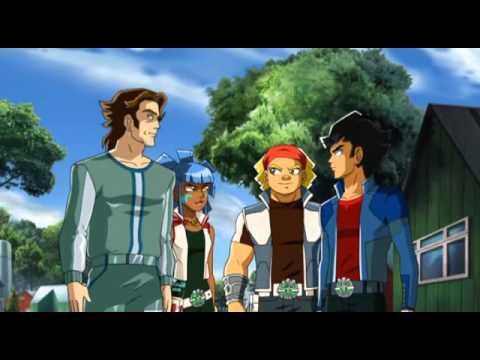 Redakai  Conquer the Kairu Season 2 Episode 17 Kairu Feud