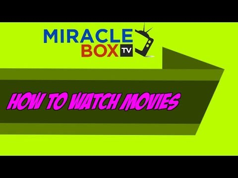 Miracle Box 3.0 How To Guide- Watch Movies