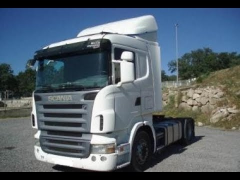 Scania L6 Open Pipe Sound v1.1