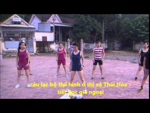 Tinh thần rèn luyện sức khỏe  tại bàu sen Thái Hòa Nghệ An