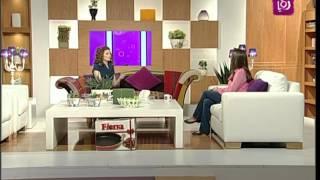 رولا قطامي تتحدث عن التغيرات بعد الولادة Roya L