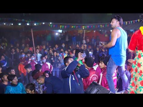(दुर्गेश थापाको क्रेज, रातारात तात्यो ग्वालिचौर बाग्लुङ्ग    Durgesh Thapa Live at Gwalichaur Baglung - Duration: 14 minutes.)