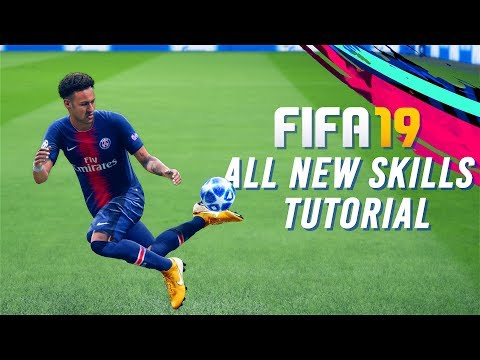 FIFA 19 | ALL NEW SKILLS TUTORIAL [PS4/XBOX ONE]