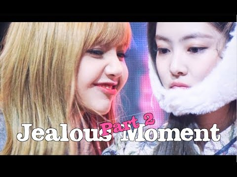 Jenlisa Jealous Moments Part 2 [BLACKPINK Jennie X Lisa]