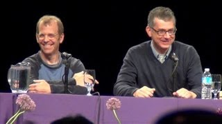 'THE OFFICE' Wrap Party: The Behind the Scenes Panel at The University of Scranton, 5/4/2013 - HD