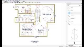 Wiring your basement- basement electric design plan