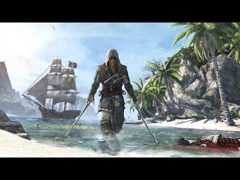 assassin's creed iv black flag xbox one gameplay