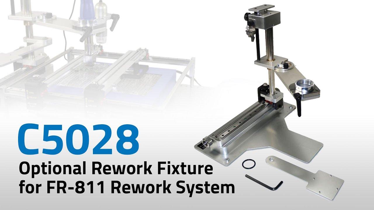 HAKKO C5028 Handpiece Rework Fixture