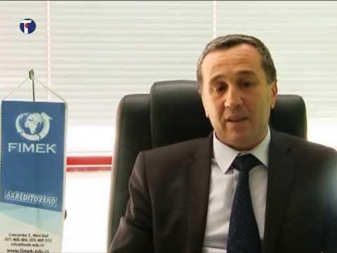 Dr Dragan Soleša: status privatnih i državnih obrazovnih institucija